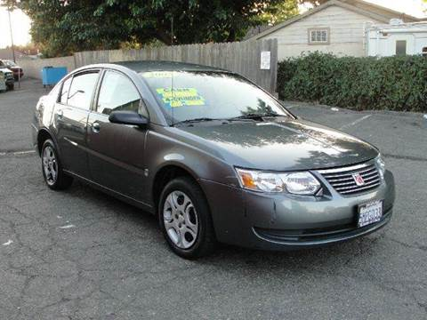 2005 Saturn Ion for sale at PRICE TIME AUTO SALES in Sacramento CA