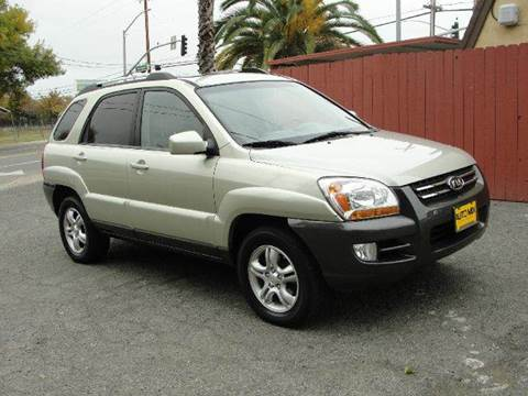 2006 Kia Sportage for sale at PRICE TIME AUTO SALES in Sacramento CA