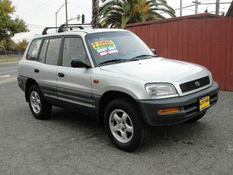1997 Toyota RAV4 for sale at PRICE TIME AUTO SALES in Sacramento CA