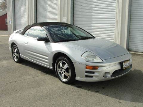 2004 Mitsubishi Eclipse for sale at PRICE TIME AUTO SALES in Sacramento CA