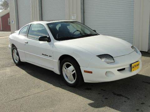 1999 Pontiac Sunfire for sale at PRICE TIME AUTO SALES in Sacramento CA
