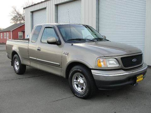2001 Ford F-150 for sale at PRICE TIME AUTO SALES in Sacramento CA
