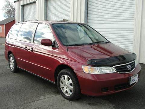 2004 Honda Odyssey for sale at PRICE TIME AUTO SALES in Sacramento CA