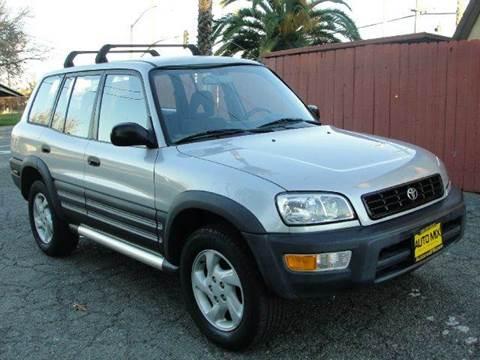 1998 Toyota RAV4 for sale at PRICE TIME AUTO SALES in Sacramento CA