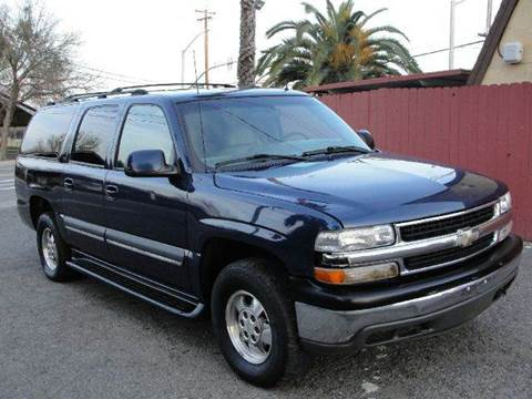 2002 Chevrolet Suburban for sale at PRICE TIME AUTO SALES in Sacramento CA