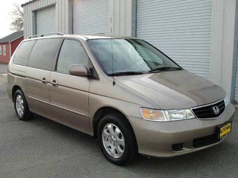 2003 Honda Odyssey for sale at PRICE TIME AUTO SALES in Sacramento CA