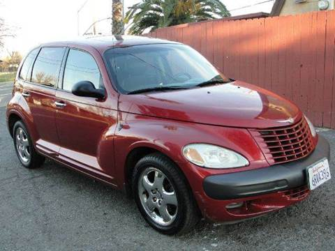 2001 Chrysler PT Cruiser for sale at PRICE TIME AUTO SALES in Sacramento CA