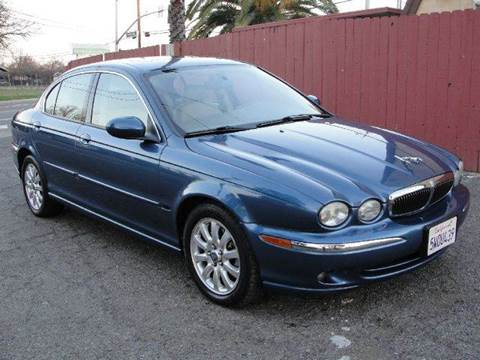 2002 Jaguar X-Type for sale at PRICE TIME AUTO SALES in Sacramento CA