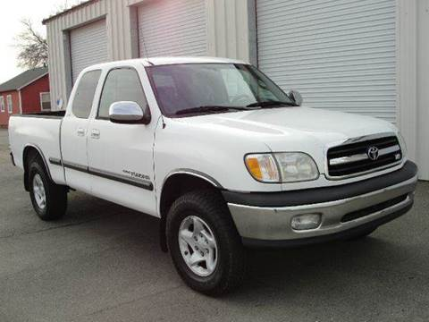 2000 Toyota Tundra for sale at PRICE TIME AUTO SALES in Sacramento CA