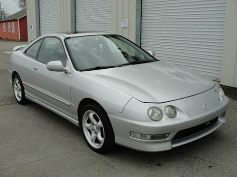 1998 Acura Integra for sale at PRICE TIME AUTO SALES in Sacramento CA