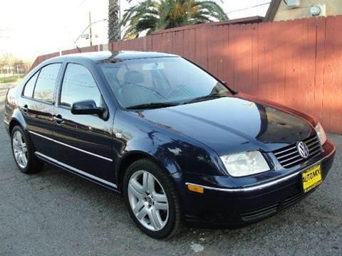 2004 Volkswagen Jetta for sale at PRICE TIME AUTO SALES in Sacramento CA