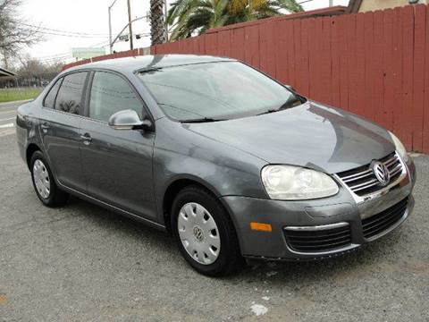 2006 Volkswagen Jetta for sale at PRICE TIME AUTO SALES in Sacramento CA