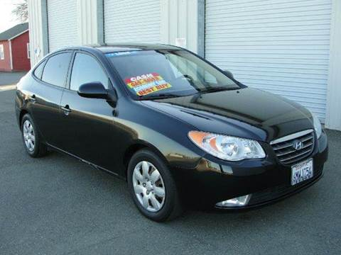 2008 Hyundai Elantra for sale at PRICE TIME AUTO SALES in Sacramento CA