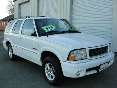 2000 GMC Jimmy for sale at PRICE TIME AUTO SALES in Sacramento CA