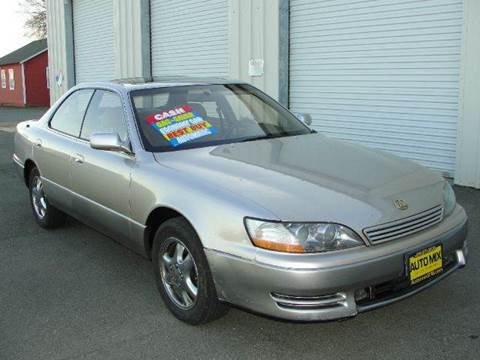 1996 Lexus ES 300 for sale at PRICE TIME AUTO SALES in Sacramento CA