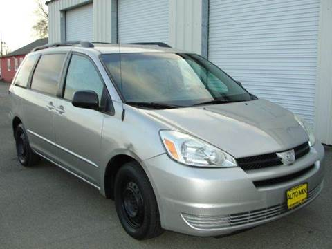 2005 Toyota Sienna for sale at PRICE TIME AUTO SALES in Sacramento CA