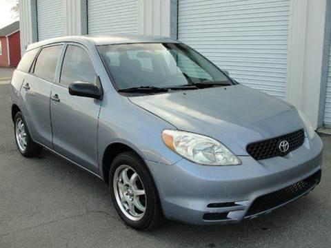 2003 Toyota Matrix for sale at PRICE TIME AUTO SALES in Sacramento CA