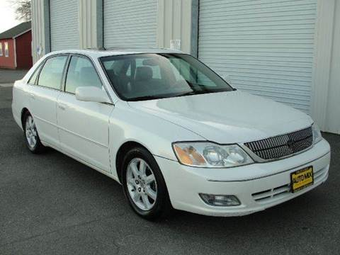 2000 Toyota Avalon for sale at PRICE TIME AUTO SALES in Sacramento CA