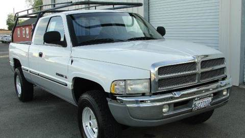 1999 Dodge Ram for sale at PRICE TIME AUTO SALES in Sacramento CA