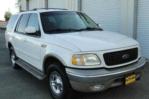 2001 Ford Expedition for sale at PRICE TIME AUTO SALES in Sacramento CA