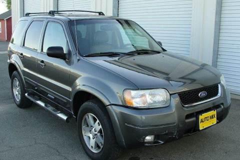 2004 Ford Escape for sale at PRICE TIME AUTO SALES in Sacramento CA