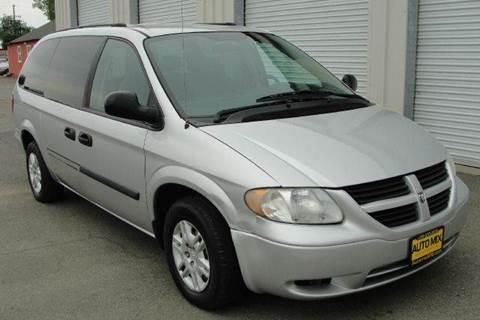 2005 Dodge Caravan for sale at PRICE TIME AUTO SALES in Sacramento CA