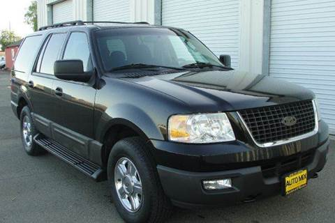 2005 Ford Expedition for sale at PRICE TIME AUTO SALES in Sacramento CA