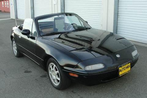 1994 Mazda MX-5 Miata for sale at PRICE TIME AUTO SALES in Sacramento CA