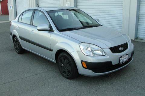 2006 Kia Rio for sale at PRICE TIME AUTO SALES in Sacramento CA