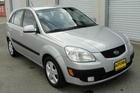 2008 Kia Rio5 for sale at PRICE TIME AUTO SALES in Sacramento CA