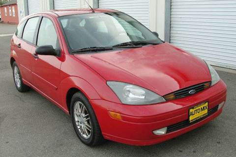 2003 Ford Focus for sale at PRICE TIME AUTO SALES in Sacramento CA