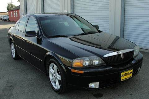 2002 Lincoln LS for sale at PRICE TIME AUTO SALES in Sacramento CA