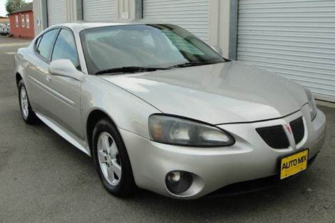 2007 Pontiac Grand Prix for sale at PRICE TIME AUTO SALES in Sacramento CA