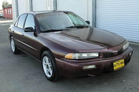 1998 Mitsubishi Galant for sale at PRICE TIME AUTO SALES in Sacramento CA