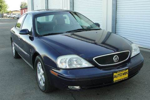 2001 Mercury Sable for sale at PRICE TIME AUTO SALES in Sacramento CA