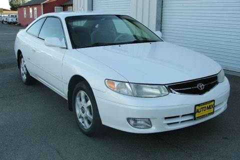 1999 Toyota Camry Solara for sale at PRICE TIME AUTO SALES in Sacramento CA
