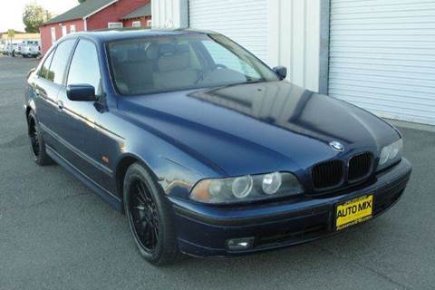1999 BMW 5 Series for sale at PRICE TIME AUTO SALES in Sacramento CA