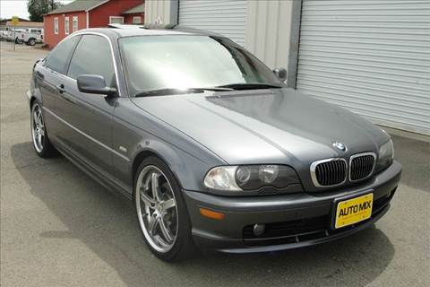2002 BMW 3 Series for sale at PRICE TIME AUTO SALES in Sacramento CA