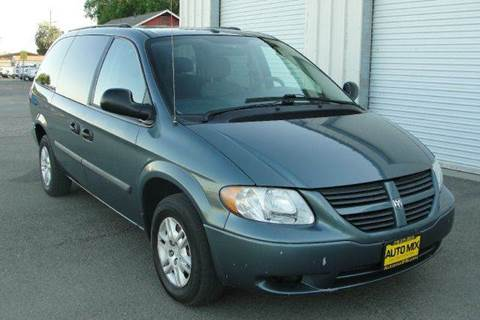2006 Dodge Grand Caravan for sale at PRICE TIME AUTO SALES in Sacramento CA