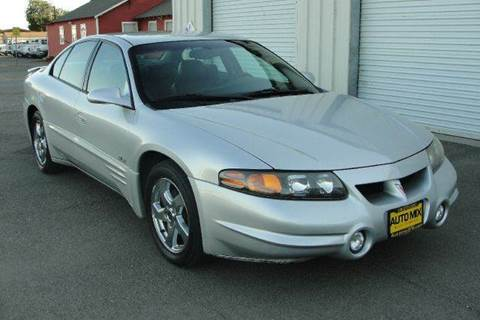 2003 Pontiac Bonneville for sale at PRICE TIME AUTO SALES in Sacramento CA