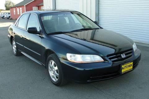 2001 Honda Accord for sale at PRICE TIME AUTO SALES in Sacramento CA