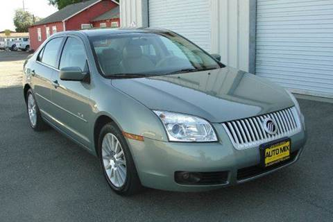 2008 Mercury Milan for sale at PRICE TIME AUTO SALES in Sacramento CA