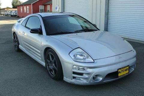 2003 Mitsubishi Eclipse for sale at PRICE TIME AUTO SALES in Sacramento CA