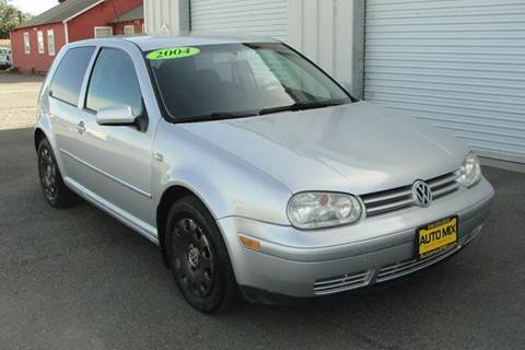 2004 Volkswagen Golf for sale at PRICE TIME AUTO SALES in Sacramento CA