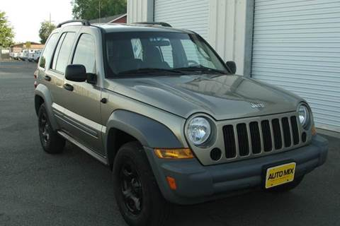 2006 Jeep Liberty for sale at PRICE TIME AUTO SALES in Sacramento CA