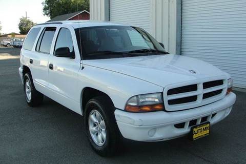 2003 Dodge Durango for sale at PRICE TIME AUTO SALES in Sacramento CA