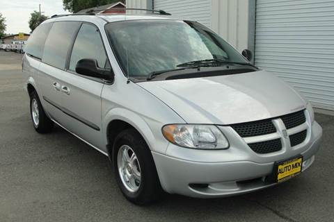 2003 Dodge Grand Caravan for sale at PRICE TIME AUTO SALES in Sacramento CA