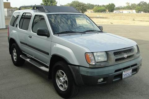 2001 Nissan Xterra for sale at PRICE TIME AUTO SALES in Sacramento CA