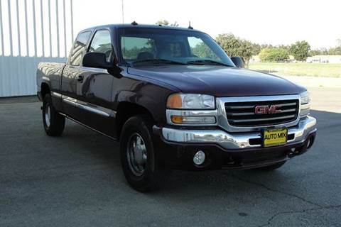 2003 GMC Sierra 1500 for sale at PRICE TIME AUTO SALES in Sacramento CA
