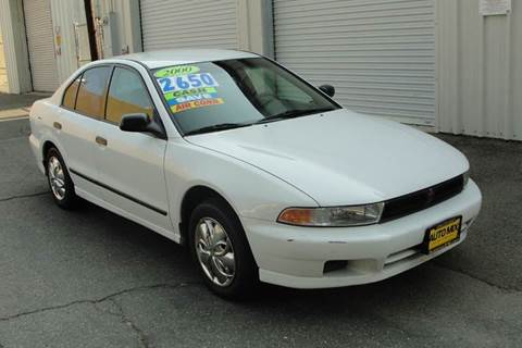2000 Mitsubishi Galant for sale at PRICE TIME AUTO SALES in Sacramento CA